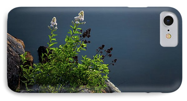 By The Edge IPhone Case by Peter Scott
