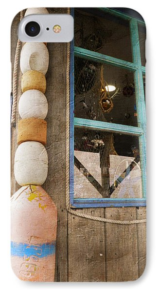 IPhone Case featuring the photograph By The Sea by Fran Riley