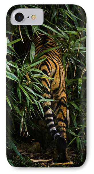 IPhone Case featuring the photograph Bye by Cheri McEachin