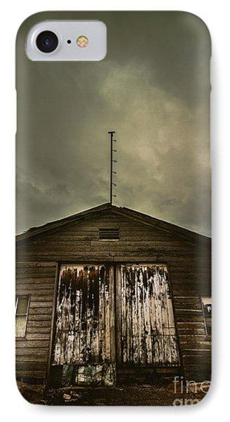 Bygone Farmstead  IPhone Case