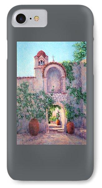 Byzantine Archway IPhone Case