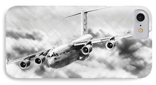 C-17 IPhone Case by Douglas Castleman