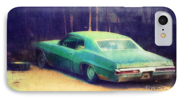 The Old Car IPhone Case by Priska Wettstein