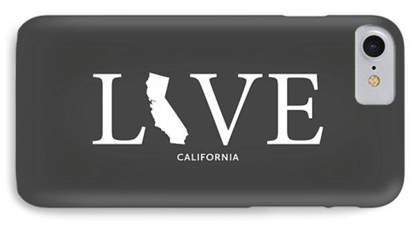 Ca Love IPhone Case
