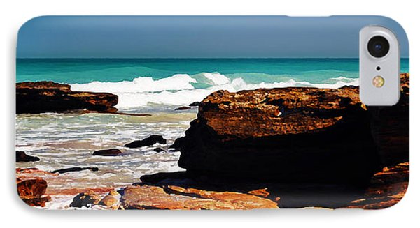 Cable Beach Broome Phone Case by Phill Petrovic