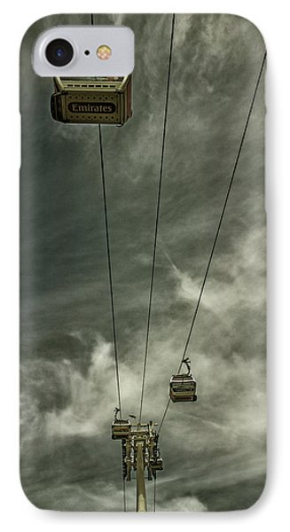 Cable Car IPhone Case by Martin Newman