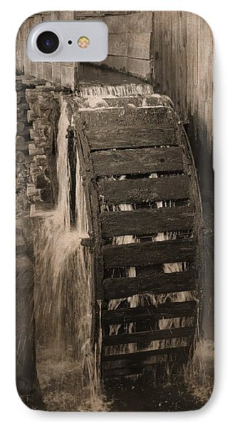 Cable Mill Cades Cove IPhone Case by Dan Sproul
