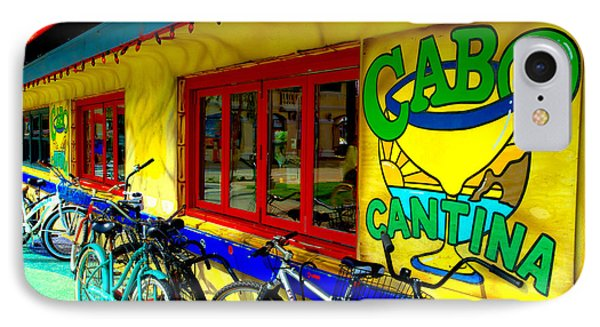 Cabo Cantina - Balboa IPhone Case by Jim Carrell