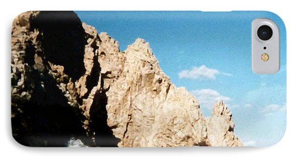 Cabo San Lucas Arch Phone Case by Will Borden