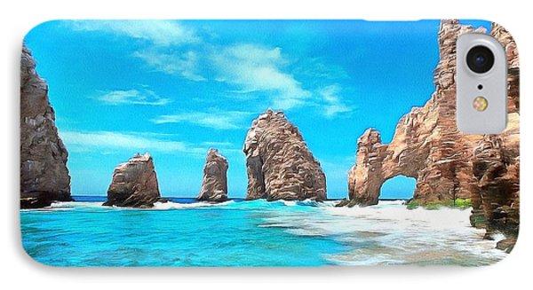 Cabo San Lucas Mexico IPhone Case by Maciek Froncisz