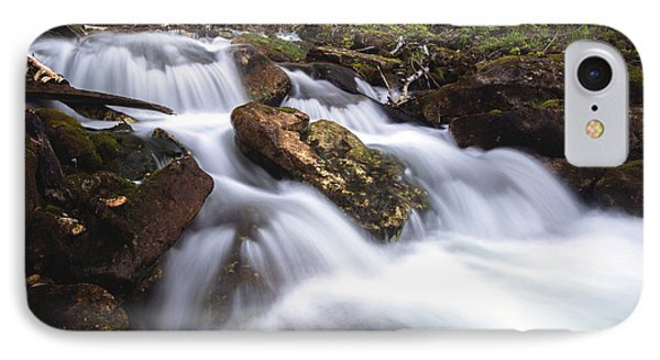 Cabot Head Waterfall IPhone Case by Cale Best