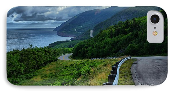 Cabot Trail IPhone Case by Joe  Ng