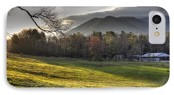 Cades Cove, Spring 2016,ii IPhone Case