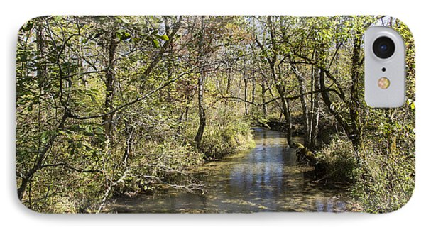 Cades Creek IPhone Case by Ricky Dean