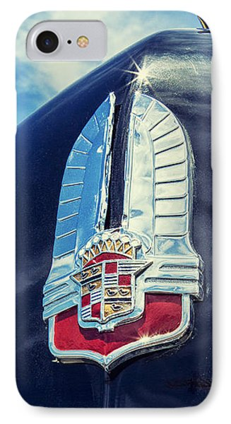 Cadillac IPhone Case by Caitlyn Grasso