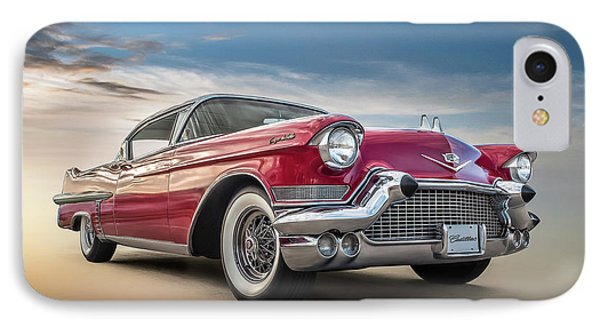 Cadillac Jack IPhone Case by Douglas Pittman