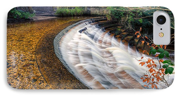 Caeau Weir IPhone Case by Adrian Evans