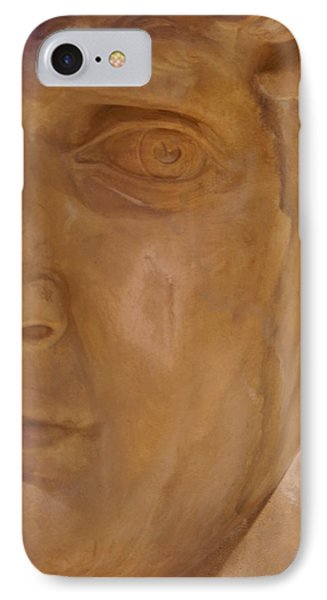 Caesar Phone Case by Cynthia Powell