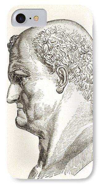 Caesar Vespasianus Augustus Or Titus IPhone Case