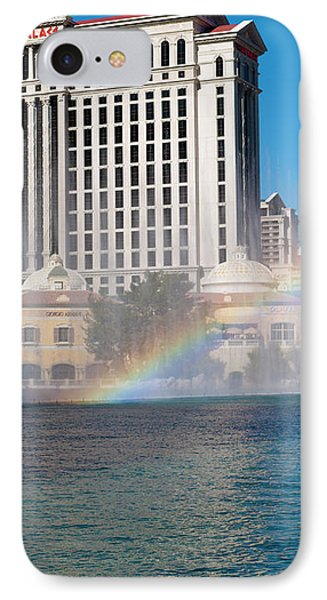 Caesar's Rainbow Phone Case by Rae Tucker