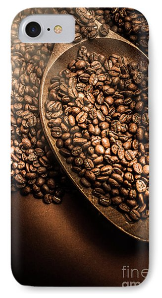 Cafe Aroma Art IPhone Case by Jorgo Photography - Wall Art Gallery