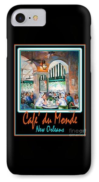 Cafe Du Monde Phone Case by Dianne Parks