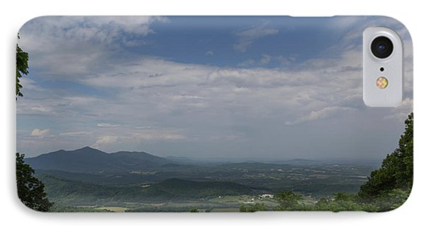Cahas Mountain View IPhone Case by Teresa Mucha