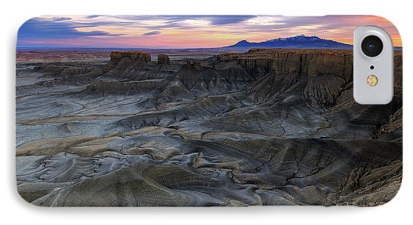 Cainville Badlands IPhone Case by Johnny Adolphson