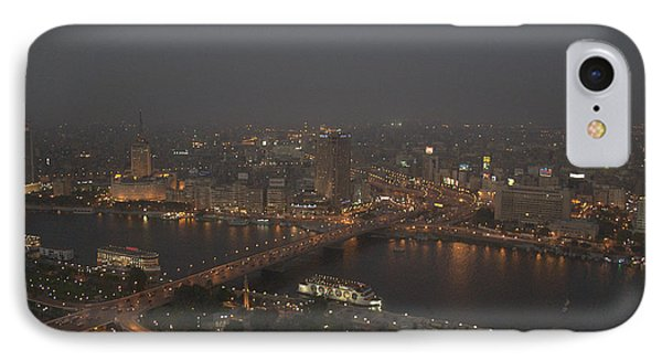 Cairo Smog IPhone Case by Darcy Michaelchuk