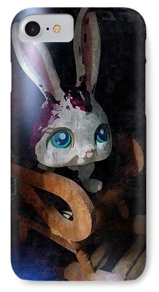 IPhone Case featuring the photograph Calamitous  by Steven Richardson