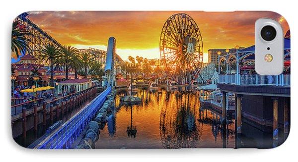 Calfornia Sunset IPhone Case