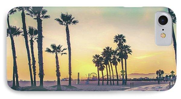Cali Sunset IPhone 7 Case
