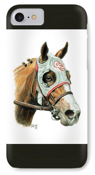 Horse iPhone 7 Case - California Chrome  2016 by Pat DeLong