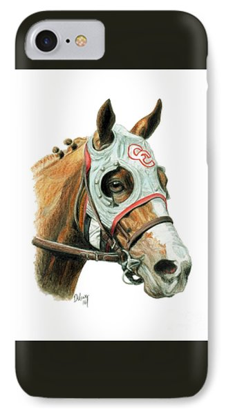 California Chrome  2016 IPhone Case by Pat DeLong
