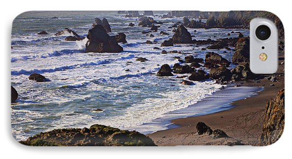California Coast Sonoma Phone Case by Garry Gay