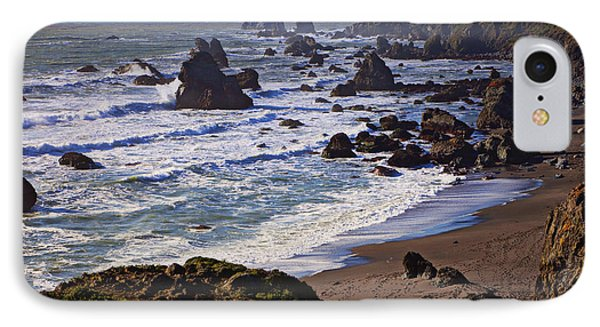 California Coast Sonoma IPhone Case by Garry Gay