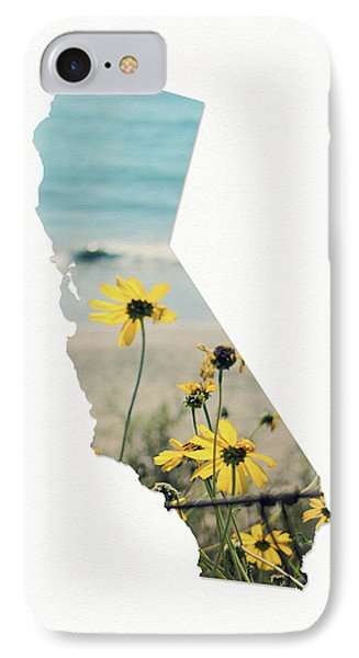 IPhone Case featuring the mixed media California Dreams Art By Linda Woods by Linda Woods