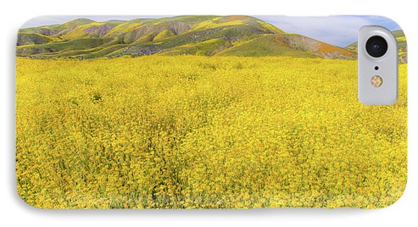 IPhone Case featuring the photograph California Gold by Marc Crumpler