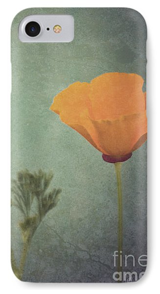 California Poppy IPhone Case by Cindy Garber Iverson