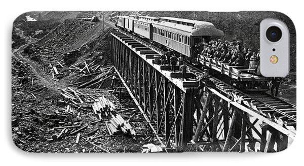 California: Railroad, 1869 Phone Case by Granger