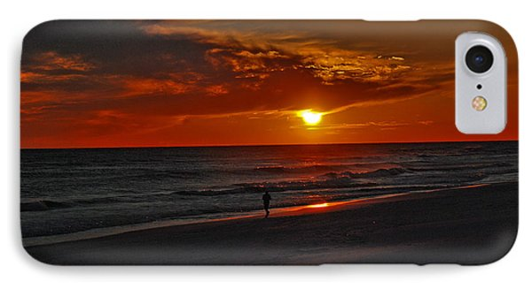 California Sun Phone Case by Susanne Van Hulst