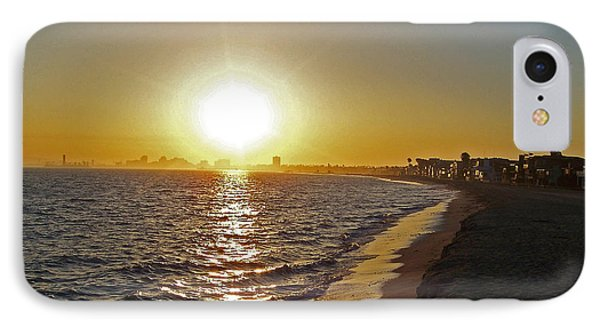 California Sunset Phone Case by Ernie Echols