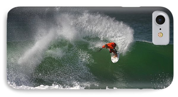 California Surfing 2 IPhone Case by Larry Marshall