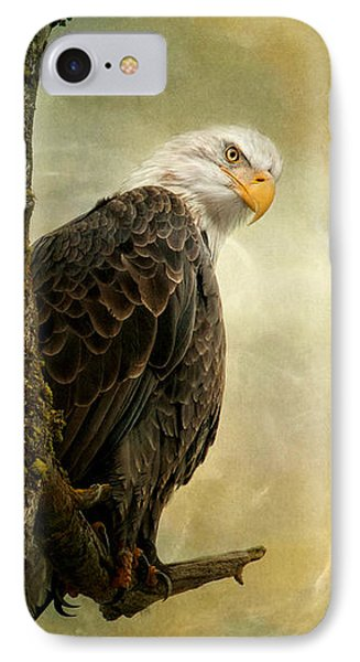 Call Of Honor IPhone Case by Beve Brown-Clark Photography