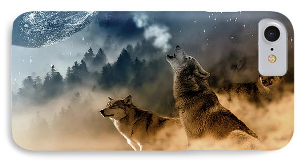 Call Of Nature IPhone Case by Inspired Images