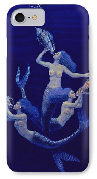 Call Of The Mermaids IPhone 7 Case