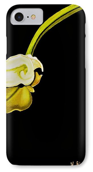 Calla Lily Reflection IPhone Case
