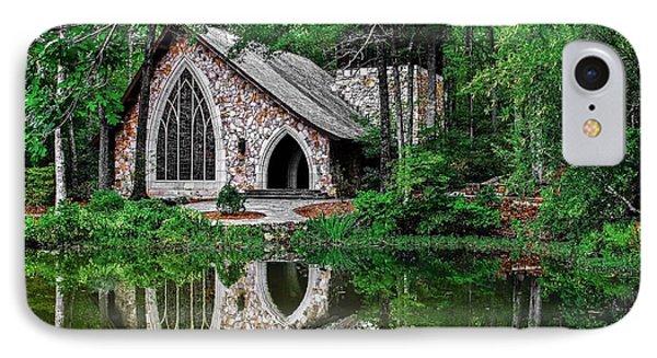 Callaway Gardens Ida Cason Chapel IPhone Case