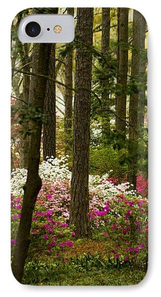 Callaway Gardens Spring Azaleas IPhone Case by Kathy Clark