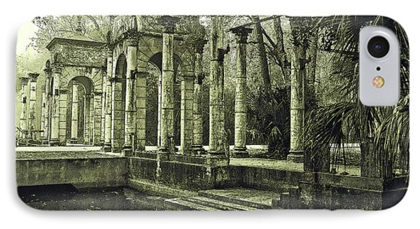 Calle Grande Ruins Phone Case by DigiArt Diaries by Vicky B Fuller